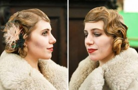 pink kitten vintage hair course with inma azorin, learn classic pin up hair styles