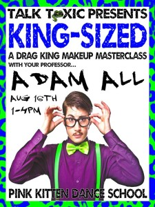 adam all drag king