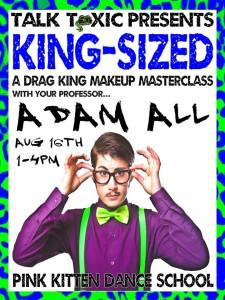 adam all drag king